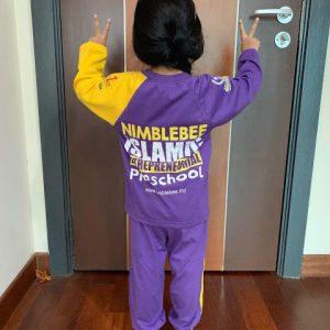 Nimblebee Sport Uniform
