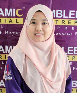 Nimblebee Expert Team Nur Hafizah