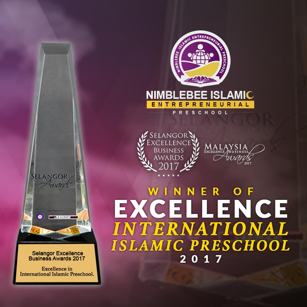 Prasekolah islam antarabangsa terbaik 2017_Malaysia Business Award